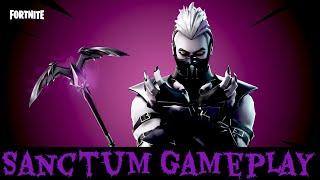 *NEW* Sanctum Skin Gameplay!! || Fortnite Mobile God🤪🙌🏾| (Fortnite Mobile)
