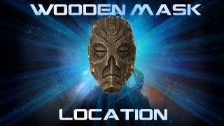 Wooden Mask Location in Skyrim