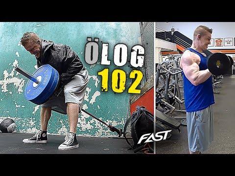 ÖLOG 102 - Venicen Gold's Gym