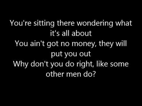 Jessica Rabbit - Why Don't You Do Right - Karaoke