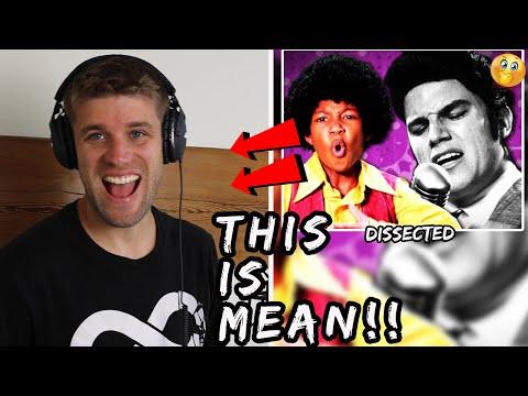 Rapper Reacts to Epic Rap Battles Of History!!   MICHAEL JACKSON VS ELVIS PRESLEY (FIRST REACTION!)