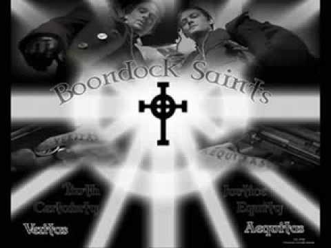 The Boondock Saints Irish drinking song opening song