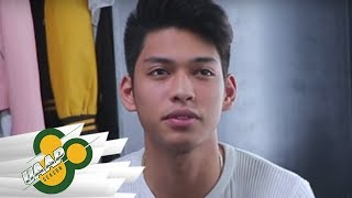 Ricci Rivero | UAAP 80 Exclusives