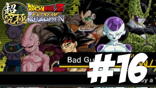 THE BAD GUYS ARE BACK IN TOWN! | Dragon Ball Z: Extreme Butōden (PART #16)