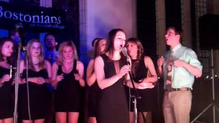 """Skyfall"" A Cappella- The Bostonians of Boston College"