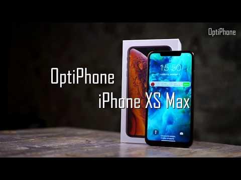 Самая точная копия IPhone XS MAX Золото обзор 2