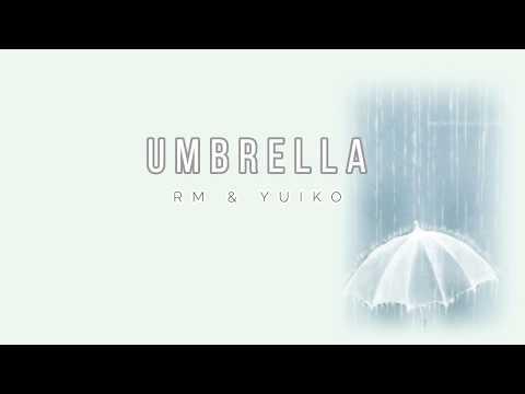 RM & YUIKO - 'UMBRELLA' (COVER) [EASY LYRICS]