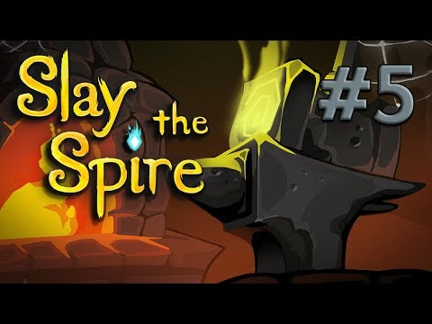 Slay the Spire: Deck Building & Dungeon Crawling [#5] - Bit of Both