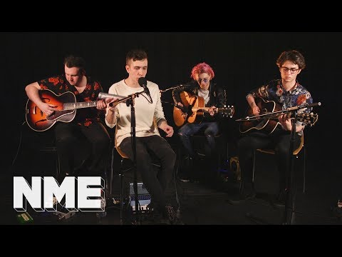 Dead! - 'Jessica' | NME Basement Sessions