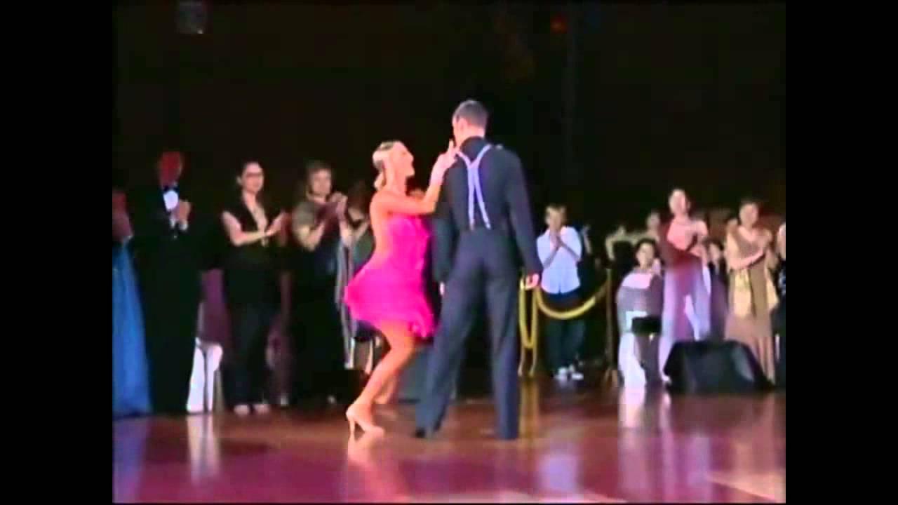Эротичесское видео в бальных танцах