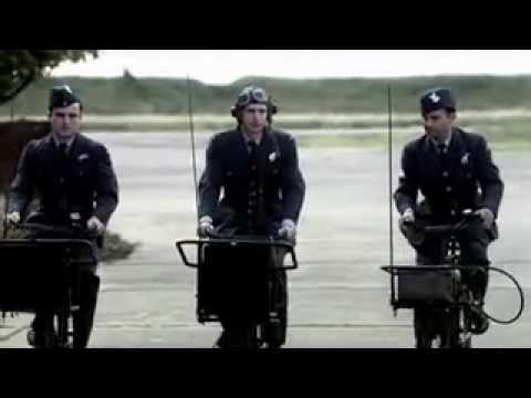 Battle Of Britain - Poland's pilots of 303 Squadron 1-4  