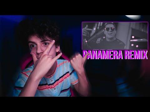 REACȚIONEZ LA PANAMERA REMIX (LINO GOLDEN & PAIGEY CAKEY)