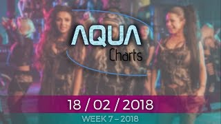 Aqua Charts • Top 100 • 18/02/2018