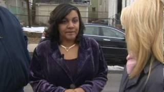 Roxanne Evans Newark Outgunned: Victim