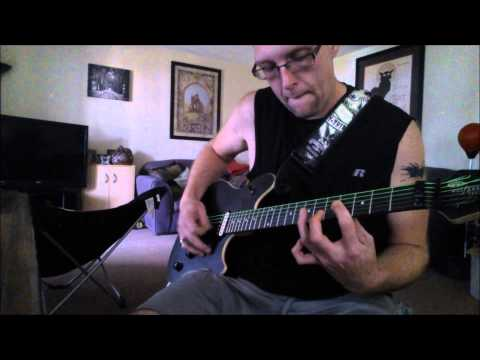 Coheed and Cambria The Velourium Camper II - Backend Of Forever Guitar Cover mp3