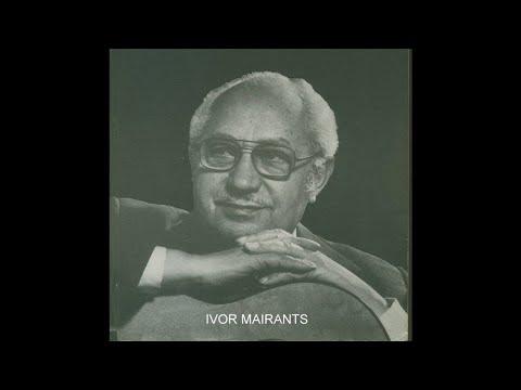 Eric Hill Guitar Music Of Ivor Mairants