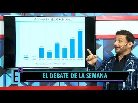 Economía al Cuadrado 4 - 3/4/2018 - Datos de Pobreza en Argentina