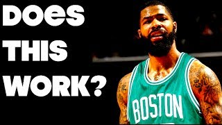 The Celtics Gave up AVERY BRADLEY for MARCUS MORRIS! Does it MAKE SENSE?