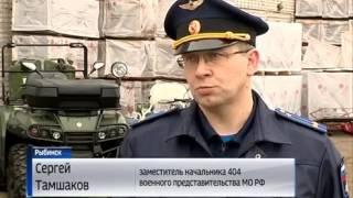 Рыбинские мотовездеходы и снегоходы на вооружение российской армии