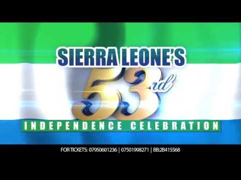 Sierra Leone 53rd Independence Celebration @ Club Favour Jay One Production