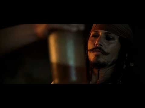 Pirates of the Caribbean - All Food/Drink scenes