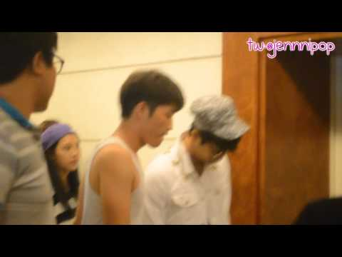 130806 [fancam] Seo In Guk and no breathing cast in Davao Ph