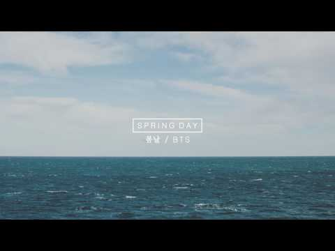 BTS 'Spring Day' - Piano Cover Teaser