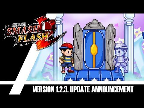 [SSF2 BETA V1.2.3] Update Announcement