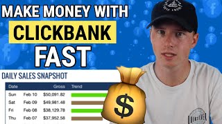 How To Make Money On Clickbank Using Facebook (STEP BY STEP)