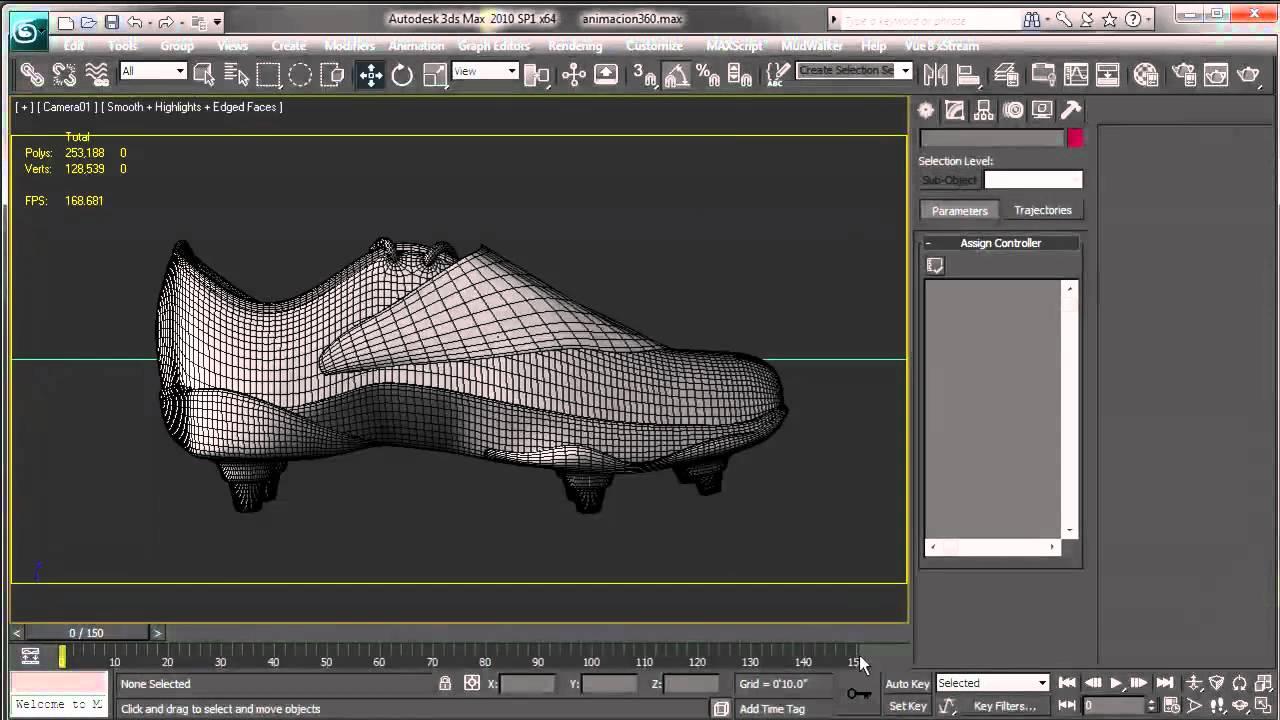 Tutorial crear animaciones 360 3ds max youtube for Crear planos 3d online