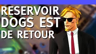RESERVOIR DOGS EST DE RETOUR.... EN JEU VIDEO ! (News Gamer #273)