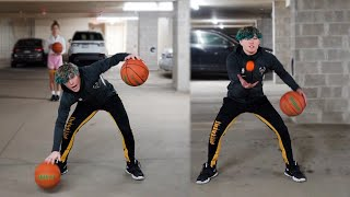At Home Ball Handling Drills With T JASS!