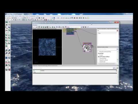 UDK Ocean Shader Tutorial - Part 2: Final Wave Normal Generation & Wave Transmission