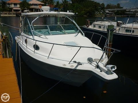 [UNAVAILABLE] Used 2001 Wellcraft 290 Coastal Tournament Edition In North Palm Beach, Florida