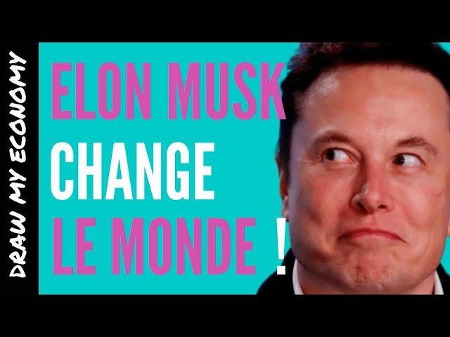 Elon Musk  L'ENTREPRENEUR Qui Va Changer Le Monde