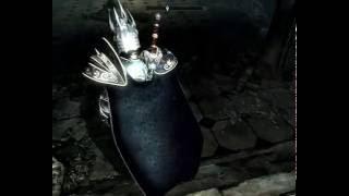 Играем в Skyrim: миссия 57 Кольца Магии крови