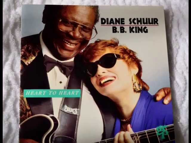 I CAN'T STOP LOVING YOU - DIANE SCHUUR & B.B.KING
