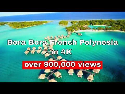 Bora Bora French Polynesia in 4K | Booking-tours.com