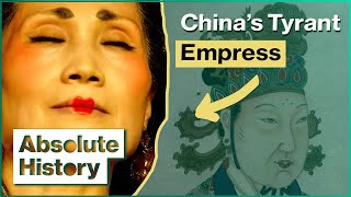 The Only Female Empress Of China | Wu Zetian | Absolute History