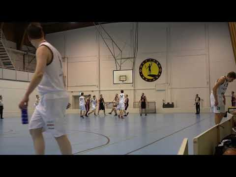 Buckets - Pink Panthers 18.11.18 - Second Half Offensive Posessions