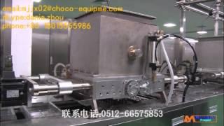 chocolate machine from china