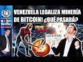 GRANJA DE MINERÍA Bitcoin en Venezuela