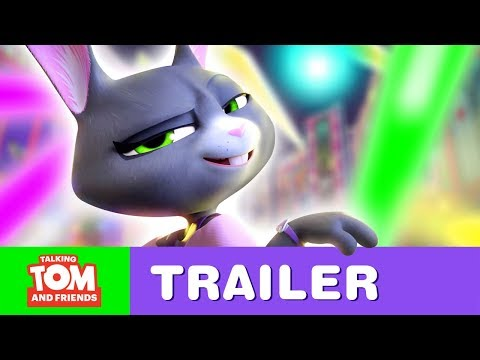 Who's the New Girl? – Talking Tom and Friends NEW EPISODES (Teaser)