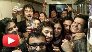 Drashti Dhami And Neeraj Khemka At A Private Birthday Bash