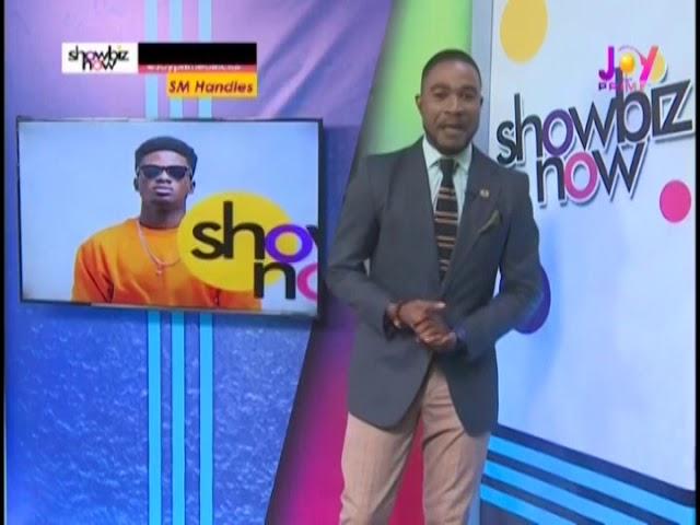 Showbiz Now on Joy Prime A (15-8-18)