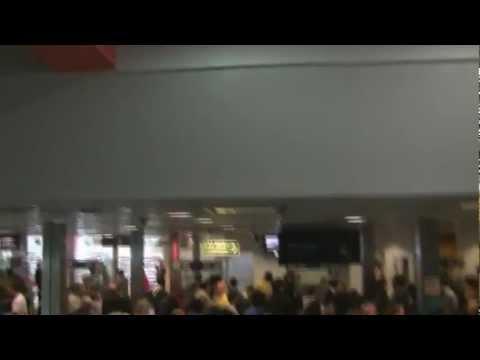 Argentiina Passport Control in Buenos Aires EZE Airport