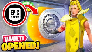 Epic's SECRET Skin *VAULT* OPENED!