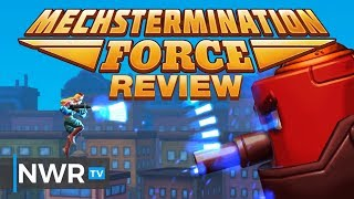 Mechstermination Force (Switch) Review (Video Game Video Review)