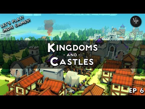Let's play indie s Kingdoms and Castles #5