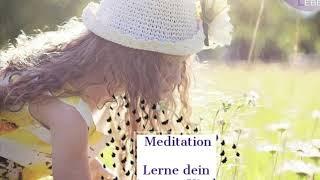 Meditation: Lerne dein inneres Kind kennen